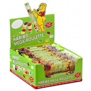 Mega-Roulette Citrique 40 x 45g Haribo