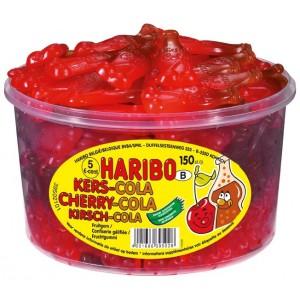 Kers-Cola 150 st. Tubo (1,35kg) Haribo Veggie