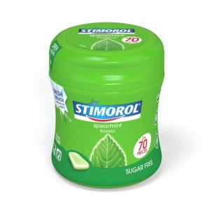 Bottle Spearmint 6 x 101,5g Stimorol