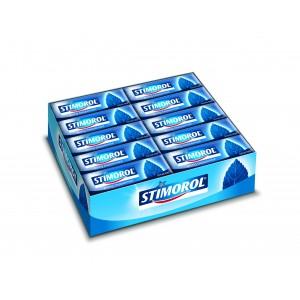 Foil Strong Peppermint 30 x 14g Stimorol