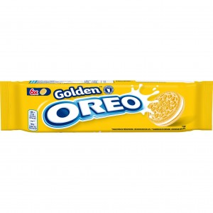 Oreo Golden Cookies 20 x 66g Milka