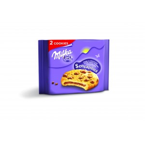 Cookies Sensation 24 x 52g Milka