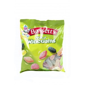 Sour Winegums 15 x 400g Bassett's