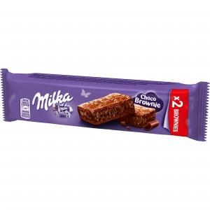 Brownie Melkchocolade 24 x 50g Milka
