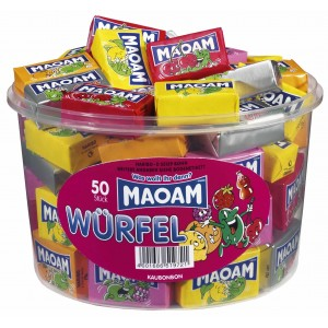 Bloxx 50 st. Tubo (1,10kg) Maoam