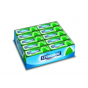 Foil Chlorophylle 30 x 14g Stimorol