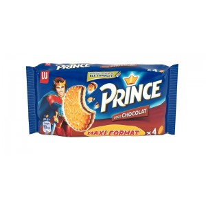 Prince Choco Quattro 20 x 80g LU
