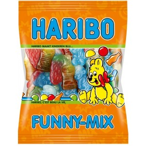 Funny-Mix 20 x 200g Haribo Veggie