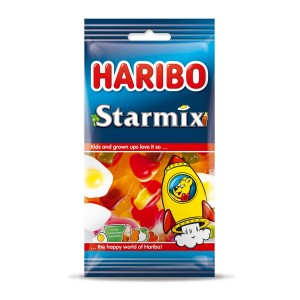 Starmix Flowpack 8 x 100g Haribo