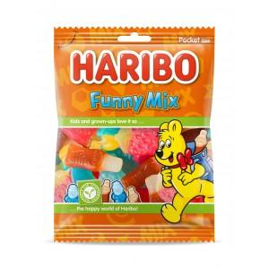 Funny Mix 28 x 75g Haribo Veggie