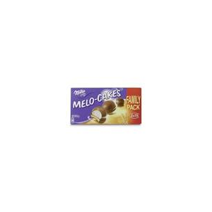 Melo Cakes 30 Pack 8 x 500g Milka
