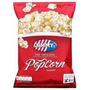 Popcorn Original Sweet 8 x 90g Jimmy's