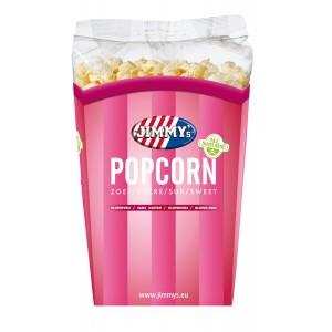 Popcorn Tub Sucre 6 x 140g Jimmy's