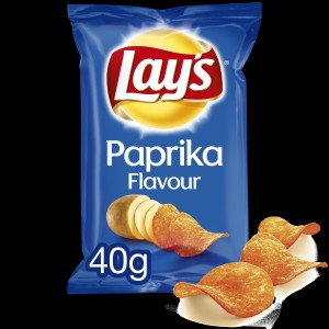 Lays Chips Paprika 20 x 40g