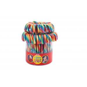Candy Canes Arc-En-Ciel 72 x 28g