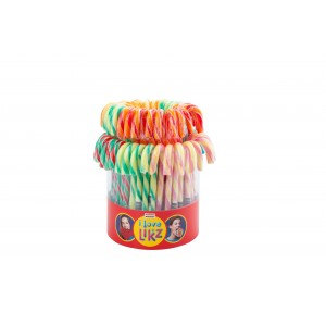 Candy Canes Mix Fruit 72 x 28g