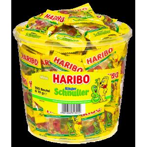 Tetines Mini Sachets 100 x 10g Haribo