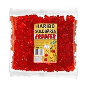 Goldbären Rood Aardbei 1kg Haribo