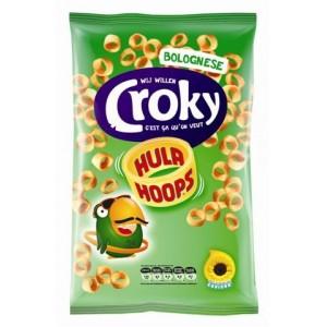 Hula Hoops Bolognese 24 x 75g Croky