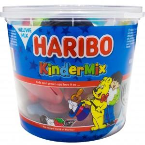Mini tubo kindermix 650g Haribo