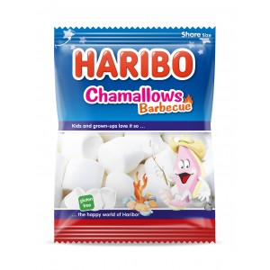 Chamallows BBQ 260g Haribo