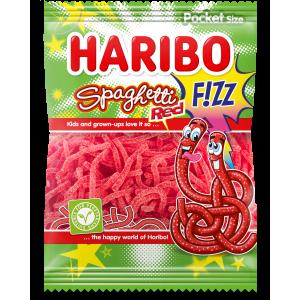 Spaghetti Red Fizz 28 x 70g Haribo Veggie