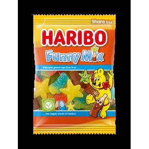 Funny Mix 20 x 185g Haribo Veggie