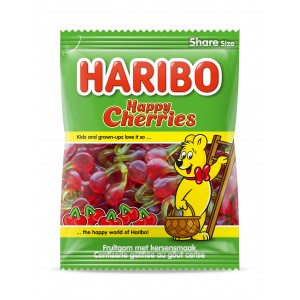 Happy cherries 20 x 185g Haribo