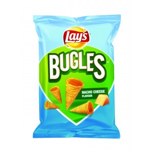 Lays Bugles Nacho Cheese 12 x 100g