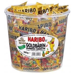 Goudbeertjes 100 x 10g Haribo