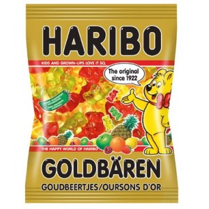 Oursons d'Or 20 x 200g Haribo