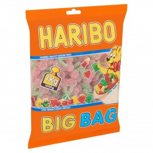 Happy Cherries Fizz 3 x 1kg Haribo