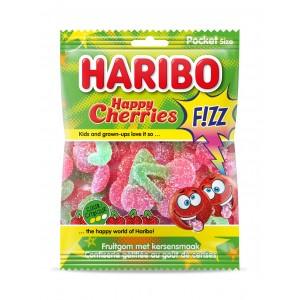 Happy Cherries Fizz (Cerises Citriques) 28 x 70g Haribo