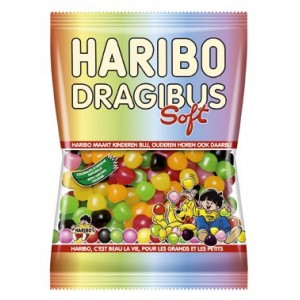 Dragibus Soft 20 x 150g Haribo Veggie